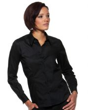 KK738 Bargear Ladies' Long Sleeved Bar Shirt